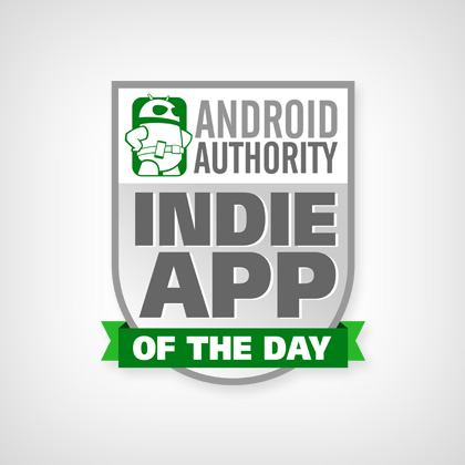 Indie App of the Day Badge