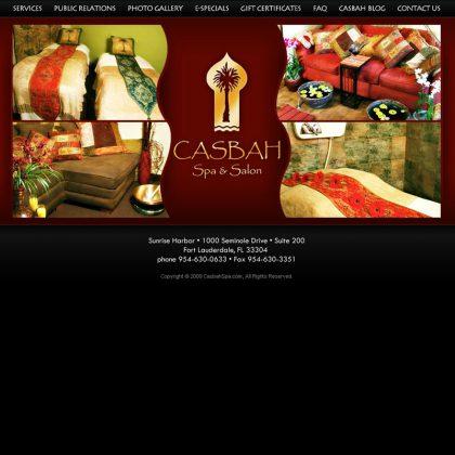 Casbah Spa & Salon